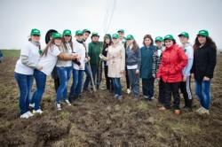"""Cargill sustine dezvoltarea """"verde"""" a comunei Bucu"""