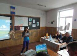 Simpozion pentru protectia mediului, la Targu-Jiu