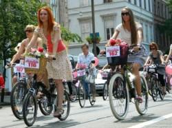 Cu bicicleta la scoala, copii / Bike to school, kids