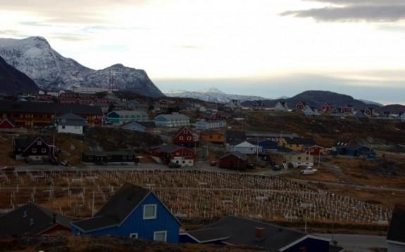 Z?pada uscat? din Groenlanda, fenomen pe cale de dispari?ie din cauza înc?lzirii