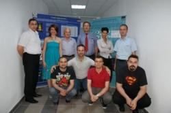 Cercetătorii români produc primele celule solare de generaţia a 3-a folosind nanotuburi de carbon