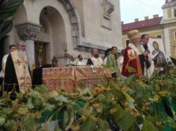 Predica eco a mitropolitului la procesiunea de Rusalii