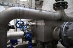 Un sistem inovator de pompare a apelor uzate, pus in functiune la Sibiu
