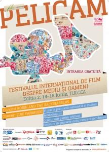 Pelicam IFF, editia a II-a aduce, in luna iunie filme in premiera nationala