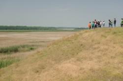 WWF inaugureaza un observator turistic la confluenta Olt-Dunare