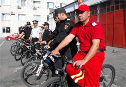 Jumatate din angajatii ISU au dat masina pe bicicleta