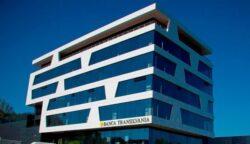 O noua cladire ecologica la Cluj: Banca Transilvania in Tetarom