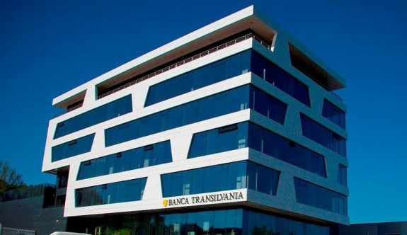O nou? cl?dire ecologic? la Cluj: Banca Transilvania în Tetarom