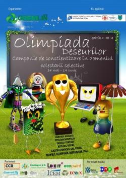 Olimpiada Deseurilor
