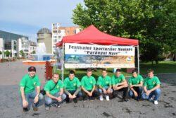 Ziua Mondiala a Mediului la Targu Jiu cu Asociatia Drumetii Montane