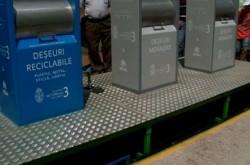 Primaria Sectorului 3 a amenajat 10 ghene subterane. Fiecare a costat 15.000 de euro