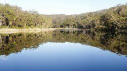 A fost descoperit un lac ale carui ape au aceeasi compozitie ca acum 7.500 de ani