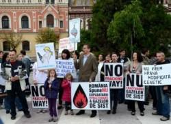 Ecologistii Oradiei cer autoritatilor sa respecte natura