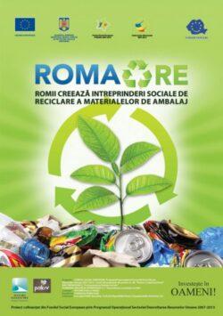 Romii creaza Intreprinderi Sociale de Reciclare a Materialelor de Ambalaj