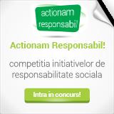 """Actionam responsabil! - Reteaua sociala RSC"" premiaza initiativele de responsabilitate sociala"