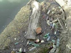 DEZASTRU ECOLOGIC - Barajul devastat de la Catalina provoaca disparitia pestelui pe cursul superior al raului Lapus