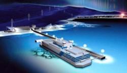 Prima central? nuclear? plutitoare din lume va intra în func?iune peste 3 ani