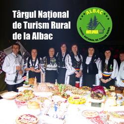 In perioada 7-8 Septembrie 2013 va avea loc Targul National de Turism Rural (TNTR) de la Albac