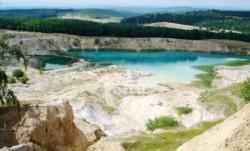 """Laguna Albastr?, o """"min? de aur"""" a Clujului, îns? nevalorificat?"""