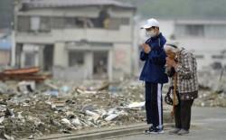 Balti cu apa cu grad inalt de radioactivitate, descoperite la Fukushima