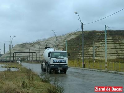 Modificari în proiectul de ecologizare a haldei de fosfogips din Bacau