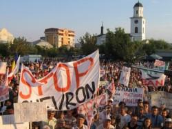 Emil Boc: Ponta a dat jos un Guvern fiind împotriva gazelor de şist, azi e campionul acestor gaze de şist