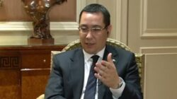 Ponta, despre gazele de sist: Sunt de acord sa vedem daca avem rezerve, daca putem sa le exploatam