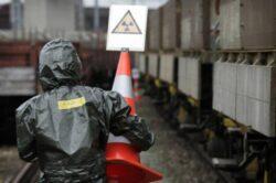 Scurgeri din containere cu deseuri nucleare in Belgia