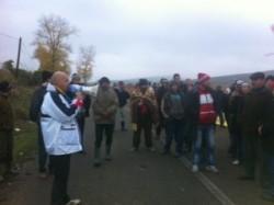 Ponta: Protestele din Vaslui nu vor incurca discutiile cu companiile americane pe tema gazelor de sist