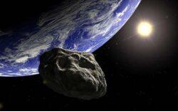 Cati asteroizi lovesc Pamantul? Harta publicata de NASA dezvaluie amploarea problemei