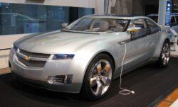 Chevrolet Volt, masina ecologica a anului 2013