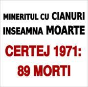 De Ziua Rosiei Montane, baimarenii au discutat despre consecintele folosirii cianurii in minerit