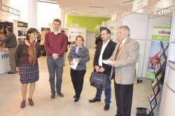 Targul Ecomediu, desfasurat timp de trei zile la Arad, a avut ecouri internationale