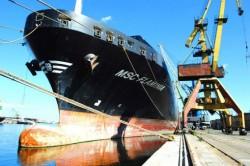 Sase dintre cei 19 marinari aflati la bordul navei Flaminia refuza sa mai lucreze pe nava