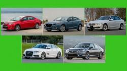 """Iata finalistii competitiei """"Green Car of the Year"""" - cine va fi cea mai eco masina?"""