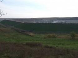 Groapa ecologica de la Stauceni a fost finalizata