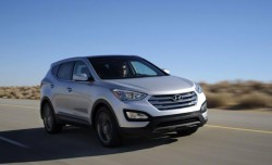 Hyundai lanseaza o versiune eco-diesel pentru noul Santa Fe