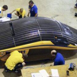 Olanda a castigat raliul masinilor care functioneaza cu energie solara