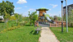 """Parcul """"Ion Creanga"""" din Bucuresti, dat ca exemplu de buna practica la nivel european"""