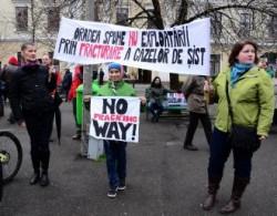 Lavinia Sandru: ONG-uri franceze aduna semnaturi impotriva exploatarii gazelor de sist in Romania
