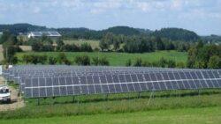 Parc fotovoltaic de cinci hectare, realizat la Iasi