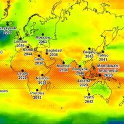 Incalzirea globala isi va face simtita prezenta in jurul anului 2047