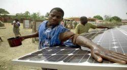 Pamant, vant si apa: Africa devine constienta de potentialul sau energetic