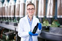 80% din productia de ulei bio natural Canah merge la export