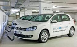 O noua tehnologie face posibila incarcarea fara cablu a bateriilor masinilor electrice