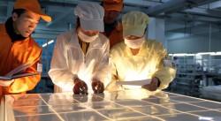 UE impune Chinei taxe de pana la 42% pe importul de sticla pentru panouri solare
