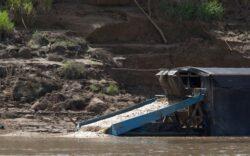 Cautatorii de aur devasteaza padurea amazoniana