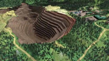 ?antier deschis de Deva Gold în zona Certej, pentru exploatarea minereurilor de aur ?i argint