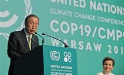Rovana Plumb, la Conferinta ONU privind Schimbarile Climatice: Trebuie sa actionam acum si sa actionam toti.