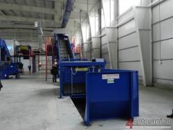 Centrul integrat de management al deseurilor de la Stauceni a fost inaugurat